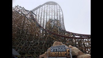 Cedar Point New Steel Vengeance Coaster Smooths Out A Mean Streak