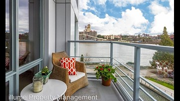 Portland's swankiest apartments for rent right now