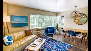 What apartments will $1,300 get you in downtown Portland this month?