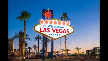 Escape from Portland to Las Vegas on a budget