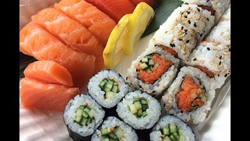 5 top spots for sushi in Portland