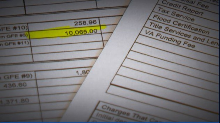 Loan records show Roath paid a $10,065 funding fee when he refinanced in 2011.