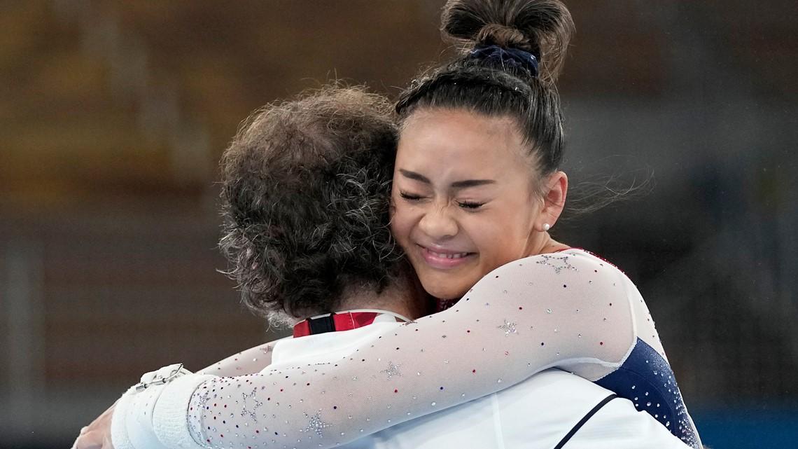 'Holy smokes!': Minnesota reacts to Suni Lee's big Olympic finish