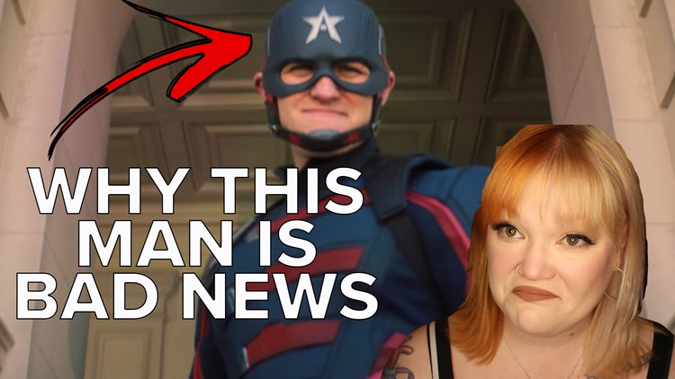 Who is fake Captain America in The Falcon and the Winter Soldier?