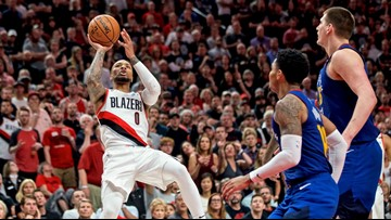 'I want to finish the job': Lillard talks importance of finishing career in Portland at annual basketball camp