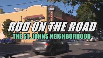 Rod on the Road: St. Johns