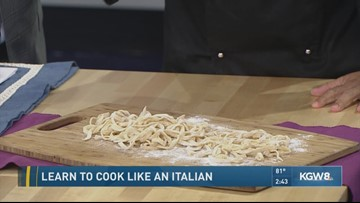 Learn to cook like an Italian