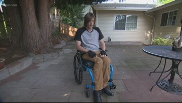 'I felt the slightest pop in the middle of my back': Homeless man describes attack that left him paralyzed