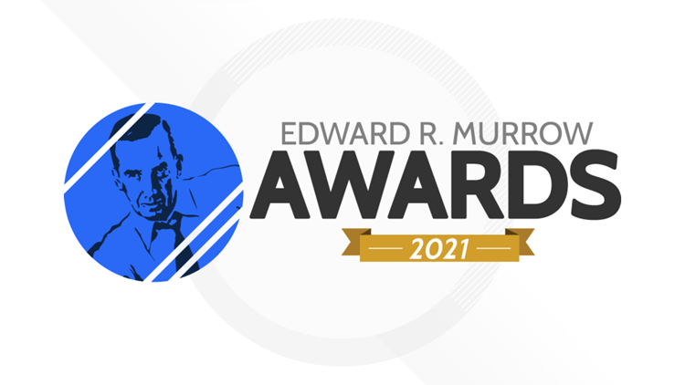 KGW wins three Regional Edward R. Murrow Awards