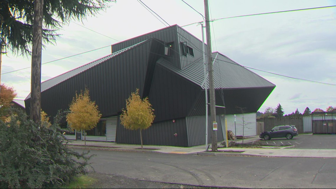 Portland business destroyed by arson gets new building