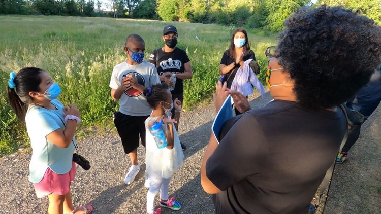 Let's Get Out There: Making space for people of color to feel comfortable in the outdoors