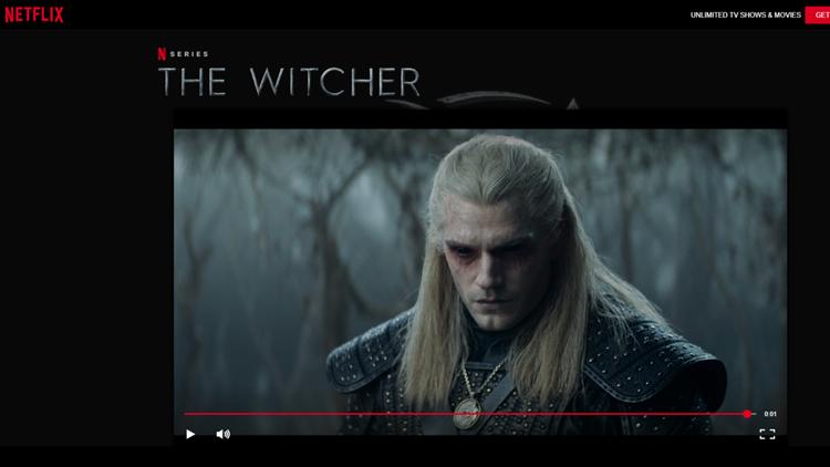 Netflix drops first 'The Witcher' teaser trailer starring Henry Cavill