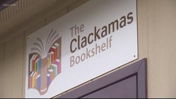 Clackamas Bookshelf about to hit milestone