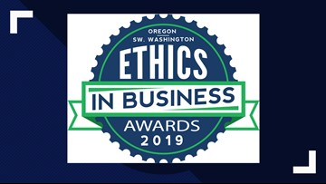 Honorees announced for the 2019 Oregon Ethics in Business Awards