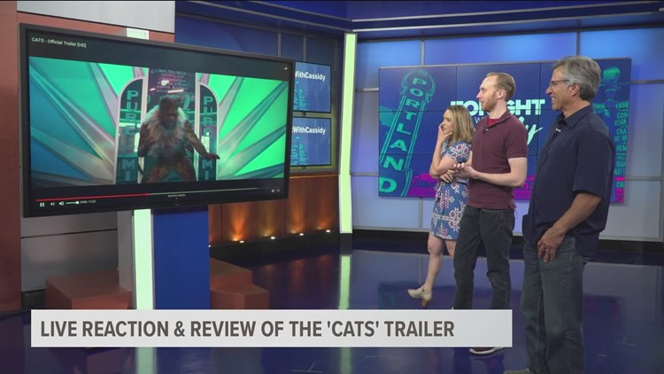 Is the 'Cats' trailer really that bad?