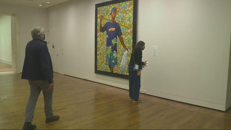 Portland Art Museum reopens
