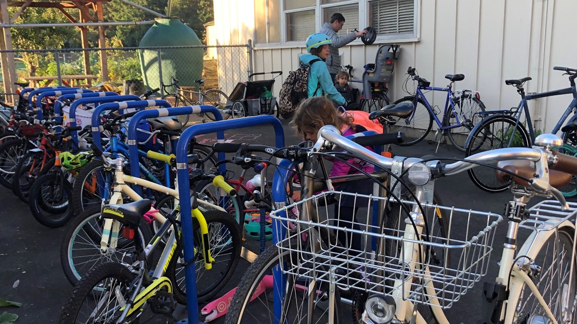 Inside Woodlawn Extra: Walk, Bike or Roll to School Day