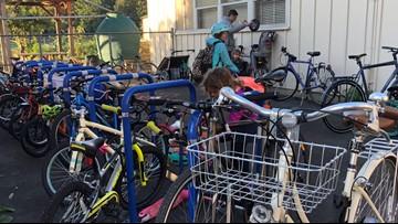 Inside Woodlawn Extra: Walk, Bike or Roll to School Day