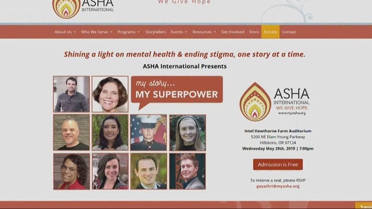 The power of a story: Those struggling with mental illness share stories of hope at 'My Story My Superpower' show