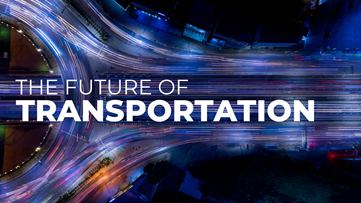 Transportation in 2030: Flying cars maybe, but mainstream electric and shared ones for sure, some possibly self-driving