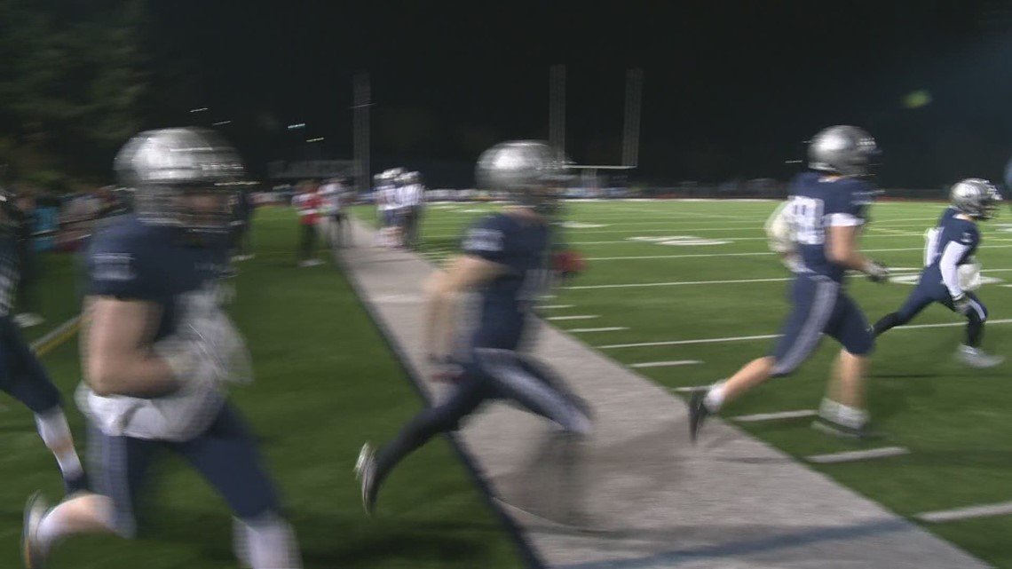 Sights and sounds of Oregon high school football