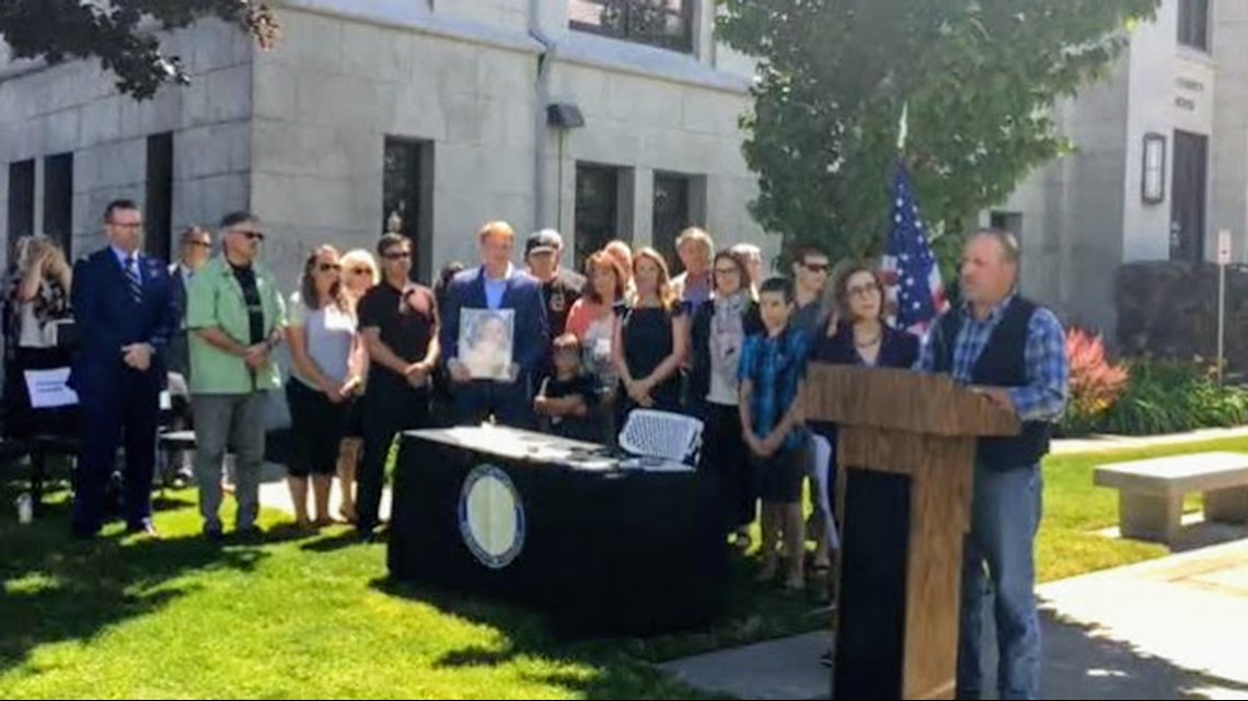 Gov. Brown signs Kaylee's Law, limiting powers of campus security officers (video)
