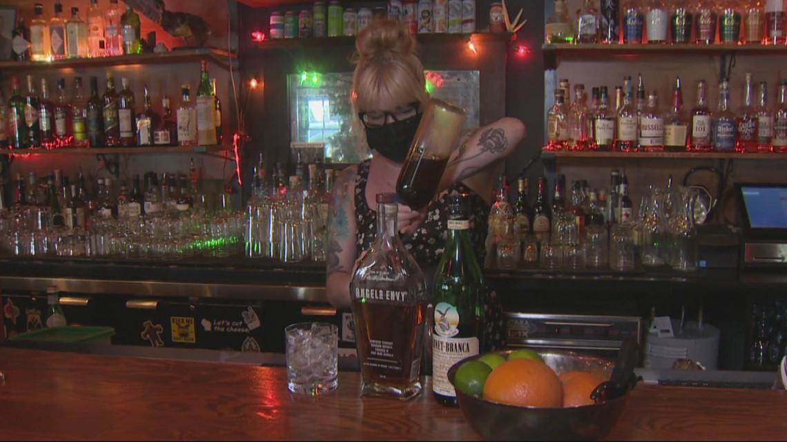NE Portland bar helps furloughed bartenders with 'Orphan Bartender' drinks