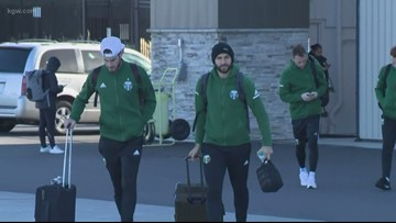 Timbers head to Atlanta for MLS Cup