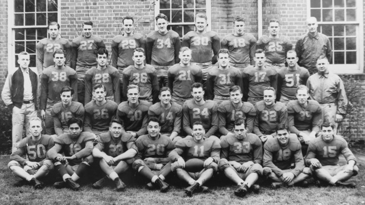 1941: Oregon football team called to arms after Pearl Harbor attack