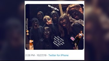 Lebanon, Oregon students wear blackface at school fundraiser, use racist hashtag