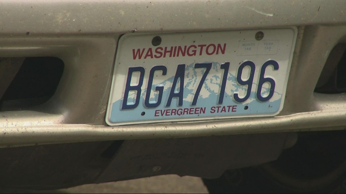 Washington faces license plate shortage
