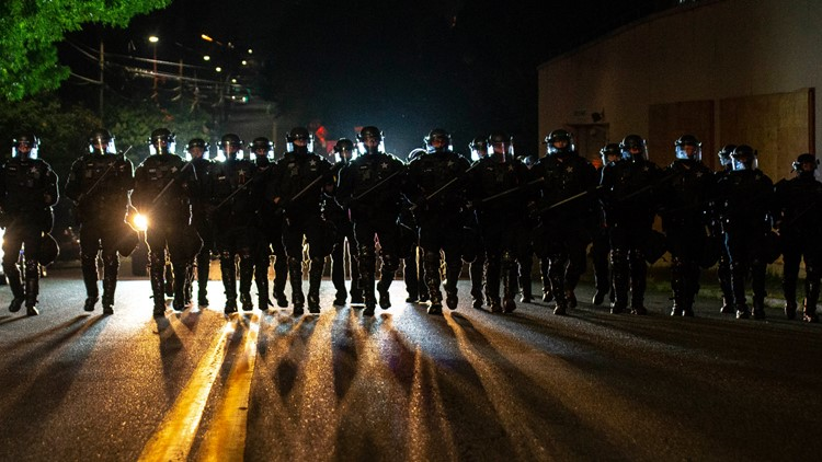 Portland police officers resign from protest response unit
