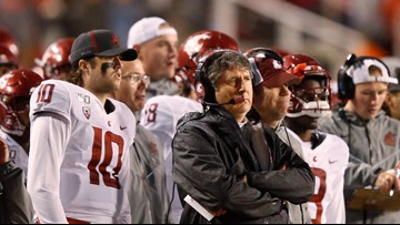 WSU's Leach calls his players 'fat, dumb, happy, and entitled' after loss to Utah