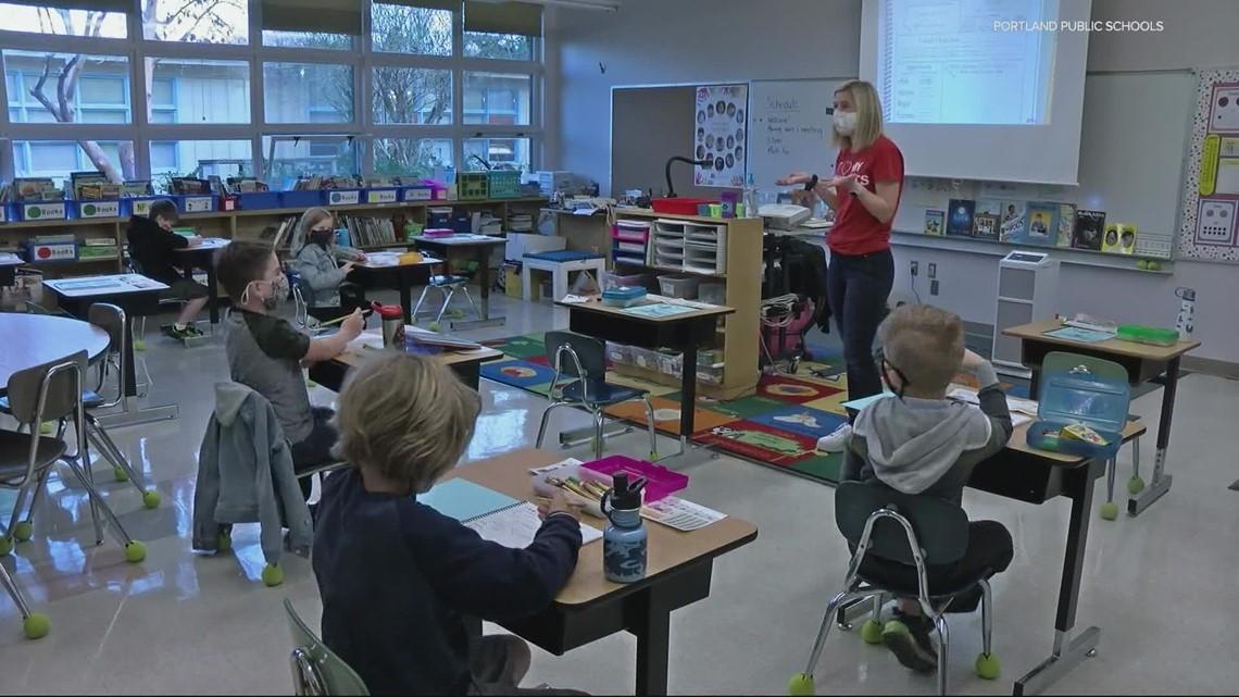 Portland Public Schools requiring visitors to be vaccinated