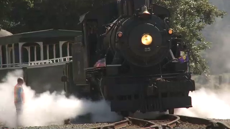 Grant's Getaways: Riding the rails in Tillamook County