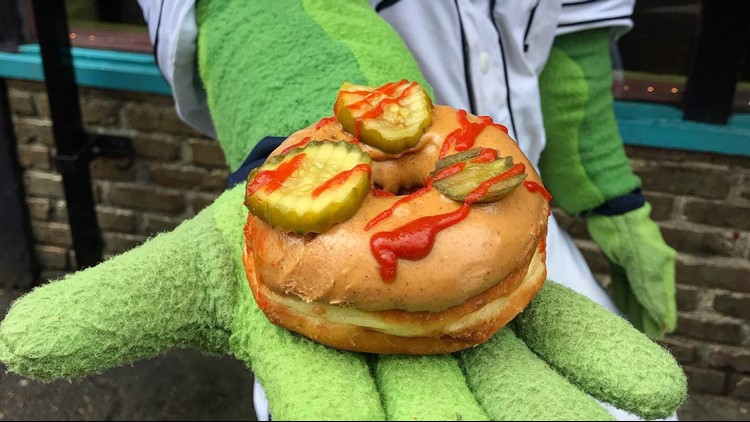 Voodoo Doughnut to debut new pickle doughnut