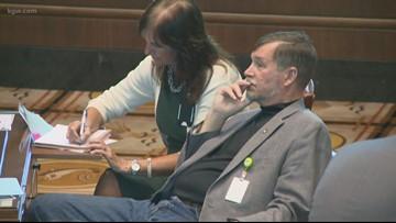 Senate committee will meet to discuss Oregon senator's threatening comments