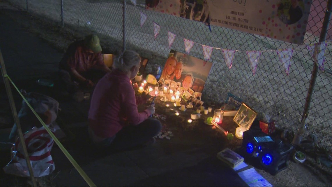 Woman searches for answers in her brother's shooting death in Southeast Portland