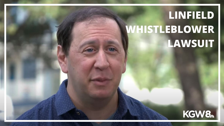 Fired professor files 'whistleblower lawsuit' alleging retaliation for his push to stop sexual misconduct