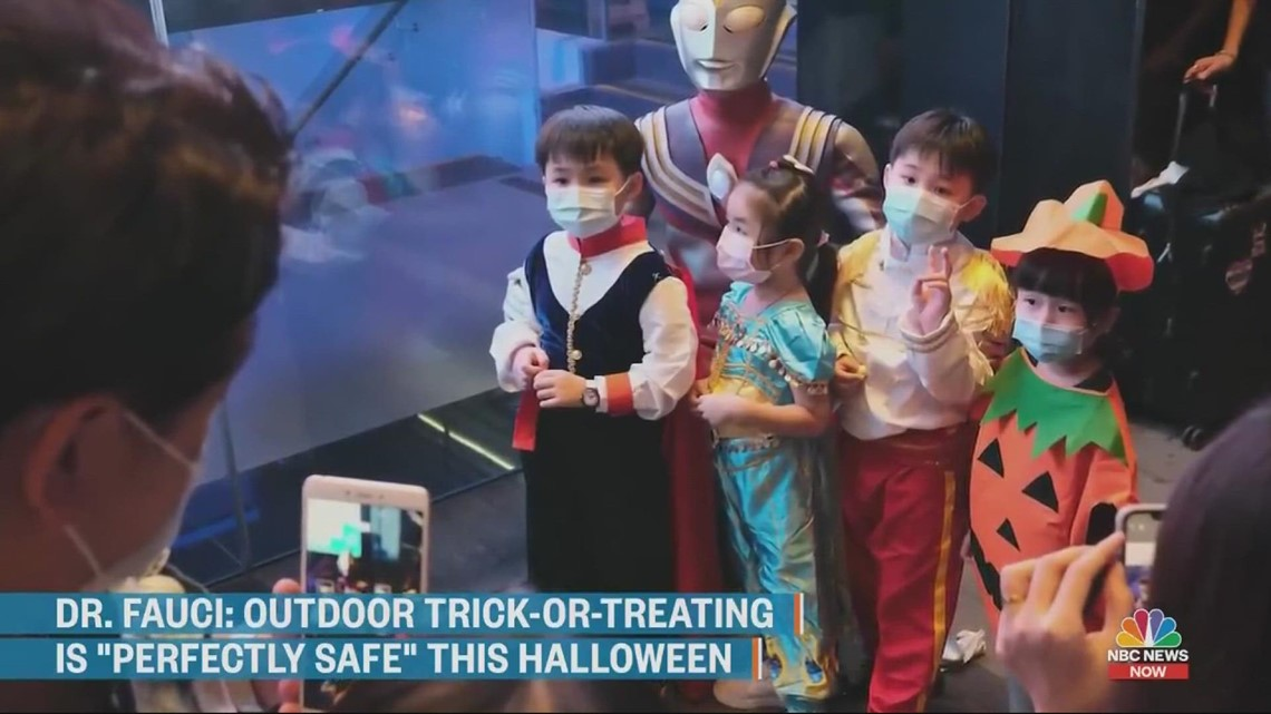 Local health expert encourages Halloween celebrations with precautions