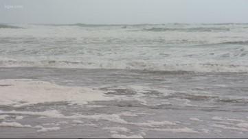 Child swept out to sea on Oregon Coast