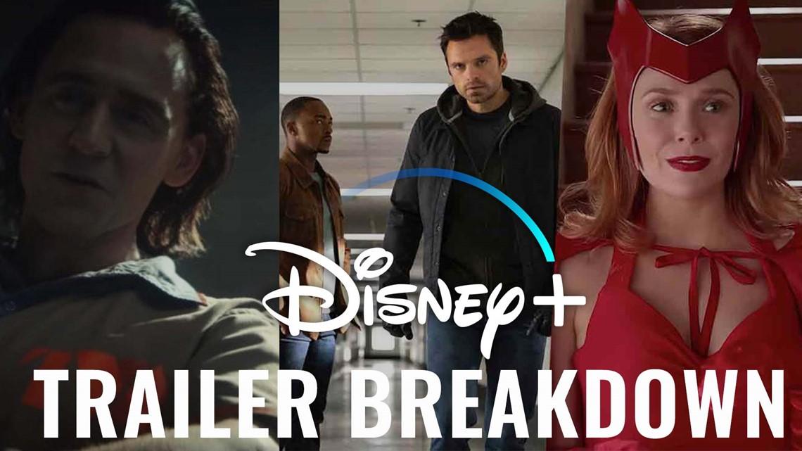 Breaking down Marvel's Disney+ series