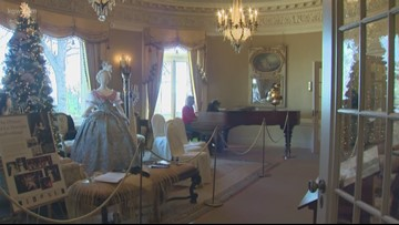 Pittock Mansion holiday tour features hobbies and pastimes