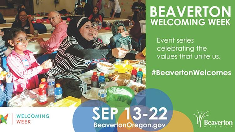 Beaverton Welcoming Week