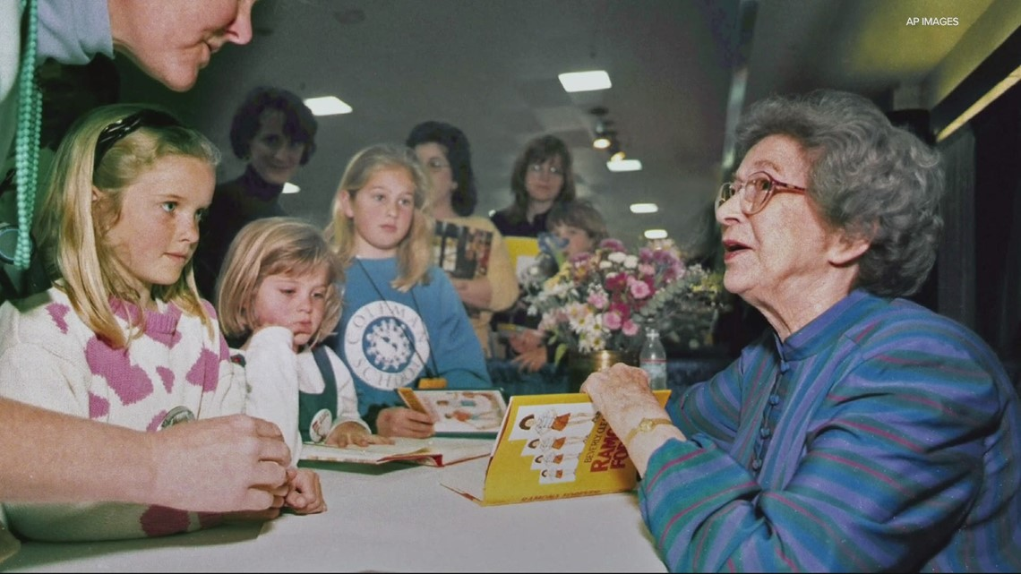 Children's author Beverly Cleary, a beloved Portland icon, dies at 104