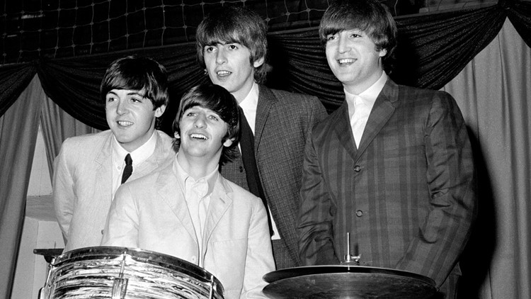 The Beatles invade the Oregon Historical Society