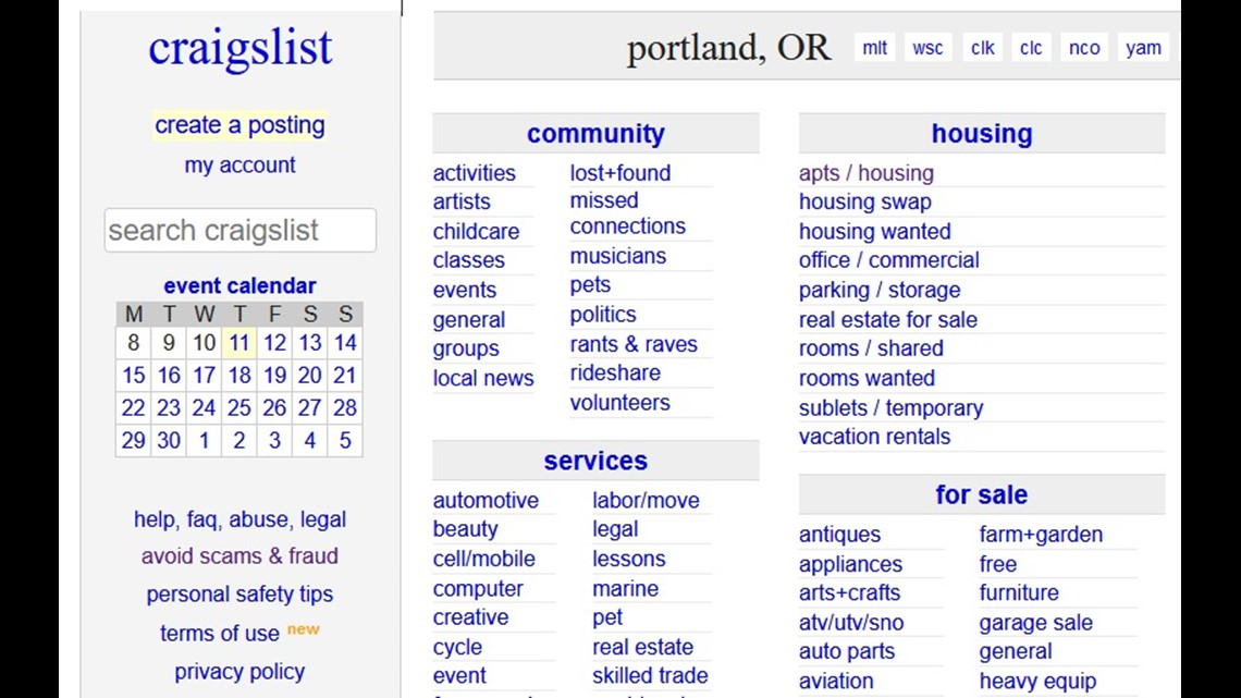 How to avoid the Craigslist rental scam | kgw com