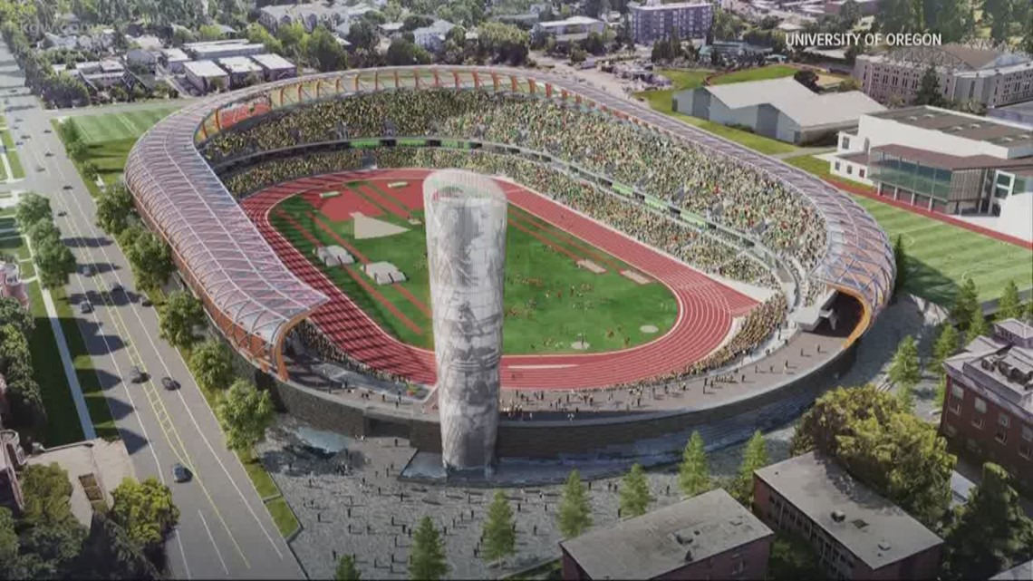 US track and field trials in Eugene postponed after Olympics delayed to 2021 due to coronavirus