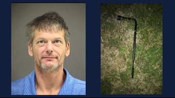 Man riding TriMet bus attacks passenger with tire iron, deputies say