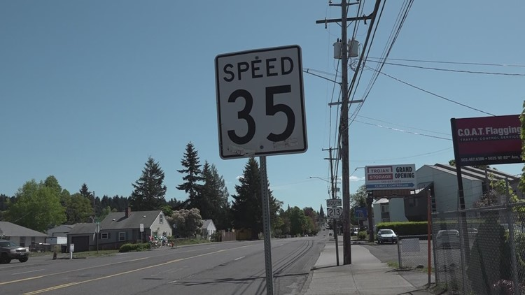ODOT asking for $3.3M to improve pedestrian safety on 82nd Avenue